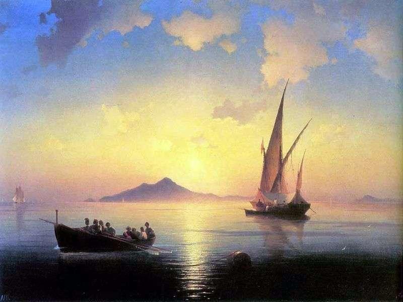 Картину Айвазовского